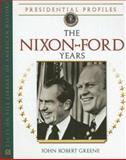 The Nixon-Ford Years, Greene, John Robert, 0816052808