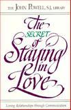 The Secret of Staying in Love 9781559242806