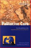 Palliative Care, Faull, Christina and Woof, Richard, 0192632809