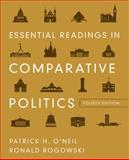 Essential Readings in Comparative Politics, O'Neil, Patrick H. and Rogowski, Ronald, 0393912809