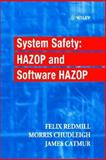 System Safety : HAZOP and Software HAZOP, Catmur, James and Chudleigh, Morris, 0471982806