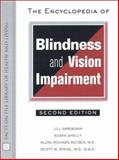 The Encyclopedia of Blindness and Vision Impairment, Sardegna, Jill and Shelly, Susan, 0816042802