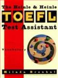 Heinle and Heinle TOEFL Test Assistant 9780838442807