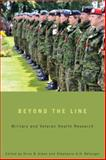 Beyond the Line : Military and Veteran Health Research, Aiken, Alice B. and Belanger, Stephanie A. H., 0773542809
