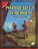 The 1920s Investigator Companion, Keith Herber, 1568822804