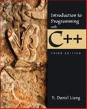 Introduction to Programming with C++, Liang, Y. Daniel, 0133252817
