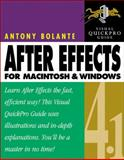 After Effects 4.1 for Macintosh and Windows, Bolante, Antony, 0201702819