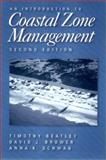 An Introduction to Coastal Zone Management, Beatley, Timothy and Brower, David, 155963281X