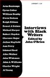 Interviews with Black Writers, , 0871402815
