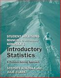 Introductory Statistics: A Problem-Solving Approach Student Solutions Manual, Kokoska, Stephen, 1429242817