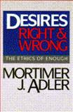 Desires, Right and Wrong 9780025002814