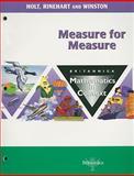 Measure/Measure Math/Context, H. Freudentha, 0030712815
