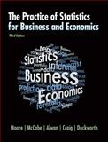 The Practice of Statistics for Business and Economics, Moore, David S. and McCabe, George P., 1429232811