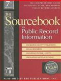The Sourcebook to Public Record Information, Sankey & Weber, 1879792818