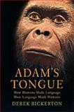 Adam's Tongue, Derek Bickerton, 0809022818
