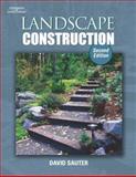 Landscape Construction, Sauter, David, 140184281X