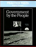 Government by the People National Edition Practice Tests, Swopes, Regina, 0132382822