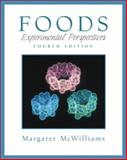 Foods : Experimental Perspectives, McWilliams, Margaret, 0130212822