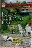 Found Guilty at Five, Ann Purser, 0425252825