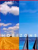 Horizons, Manley, Joan H. and Smith, Stuart, 0495912824