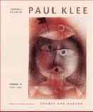 Paul Klee Catalogue Raisonne, 1923-1928, The Paul Klee Foundation, 0500092826