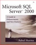 Microsoft SQL Server 2000 : A Guide to Enhancements and New Features, Sharma, Rahul, 0201752832