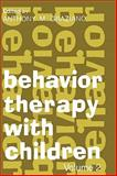 Behavior Therapy with Children, , 0202362833