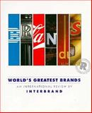 World's Greatest Brands, Interbrand Group Staff, 0471572837