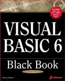 Visual Basic 6 Black Book, Holzner, Steven, 1576102831