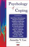 Psychology of Coping, Lee, Annette V., 159454283X