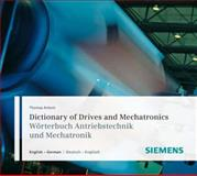 Dictionary of Drives and Mechatronics : English - German / Deutsch - Englisch, , 3895782831