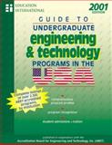 Guide to Undergraduate Engineering and Technology Programs in the U.S.A. 2001, , 1894122836
