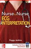 Nurse to Nurse ECG Interpretation, Jenkins, Peggy, 0071592830
