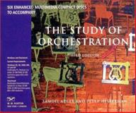 The Study of Orchestration, Adler, Samuel and Kloth, Timothy, 0393102831