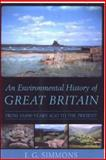 Environmental History of Great Britain, Simmons, Ian, 0748612831
