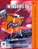 Microsoft Windows 95 Introductory Concepts and Techniques, Shelly, Gary B. and Cashman, Thomas J., 0789512831