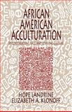 African American Acculturation