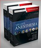 Miller's Anesthesia : Expert Consult Online and Print, Miller, Ronald D. and Eriksson, Lars I., 0702052833