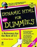 Dynamic HTML for Dummies, Hyman, Michael, 0764502832