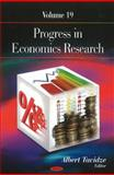 Progress in Economics Research, Volume 19 9781617282836