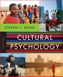 Cultural Psychology, Heine, Steven J., 0393912833