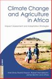 Climate Change and Agriculture in Africa, Ariel Dinar and Rashid Hassan, 0415852838