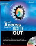 Microsoft Access Version 2002 Inside Out, Feddema, Helen, 0735612838