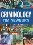 Criminology, Newburn, Tim, 1843922843