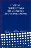 Logical Perspectives on Language and Information 9781575862842