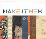 Make It New, , 0292702841