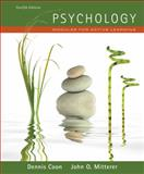 Psychology : Modules for Active Learning (with Concept Modules with Note-Taking and Practice Exams Booklet), Coon, Dennis and Mitterer, John O., 1111342849