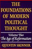 Foundations of Modern Political Thought Vol. 2 9780521222846