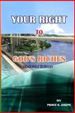 Your Right to God's Riches, Prince Joseph, 1499762844
