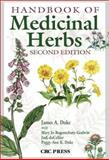 Handbook of Medicinal Herbs, Duke, James A., 0849312841
